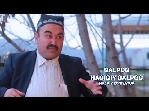 Qalpoq - Haqiqiy