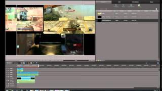 Split Screen Adobe Premiere Elements 9