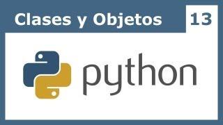 Tutorial Python 13: Clases y Objetos