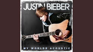 Never Say Never Acoustic Version