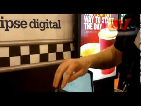 ise 2013 eclipse digital previews restaurant menu software youtube