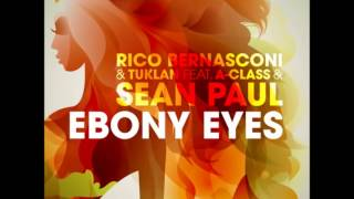 Rico Bernasconi Feat. Sean Paul - Ebony Eyes (Original Edit 2015)