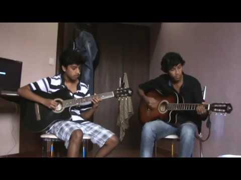 O O JAANE JANA guitar tabs instrumentllllll...........!!!!!!!!!!!!!!!