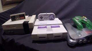 Evolution of the Nintendo Console!