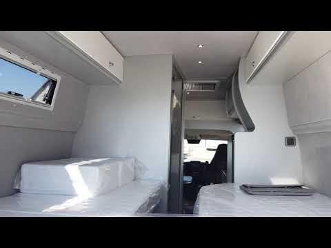 CamperTobi - La Strada FIAT Avanti EB - 2019 - Roomtour