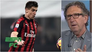 Paul Mariner and Alejandro Moreno break down AC Milan's 3-1 victory over Atalanta in which Krzysztof Piątek scored two goals to bring him two behind top ...