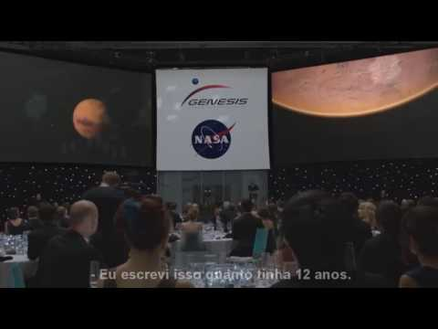Trailer do filme O Espaço Entre Nós