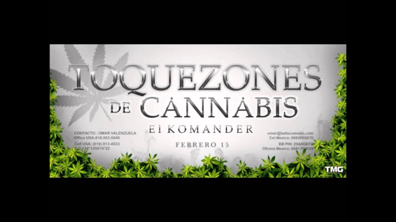 toquezones de cannabis
