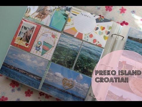 Travel Album Process #5 | Preko Island, Croatia