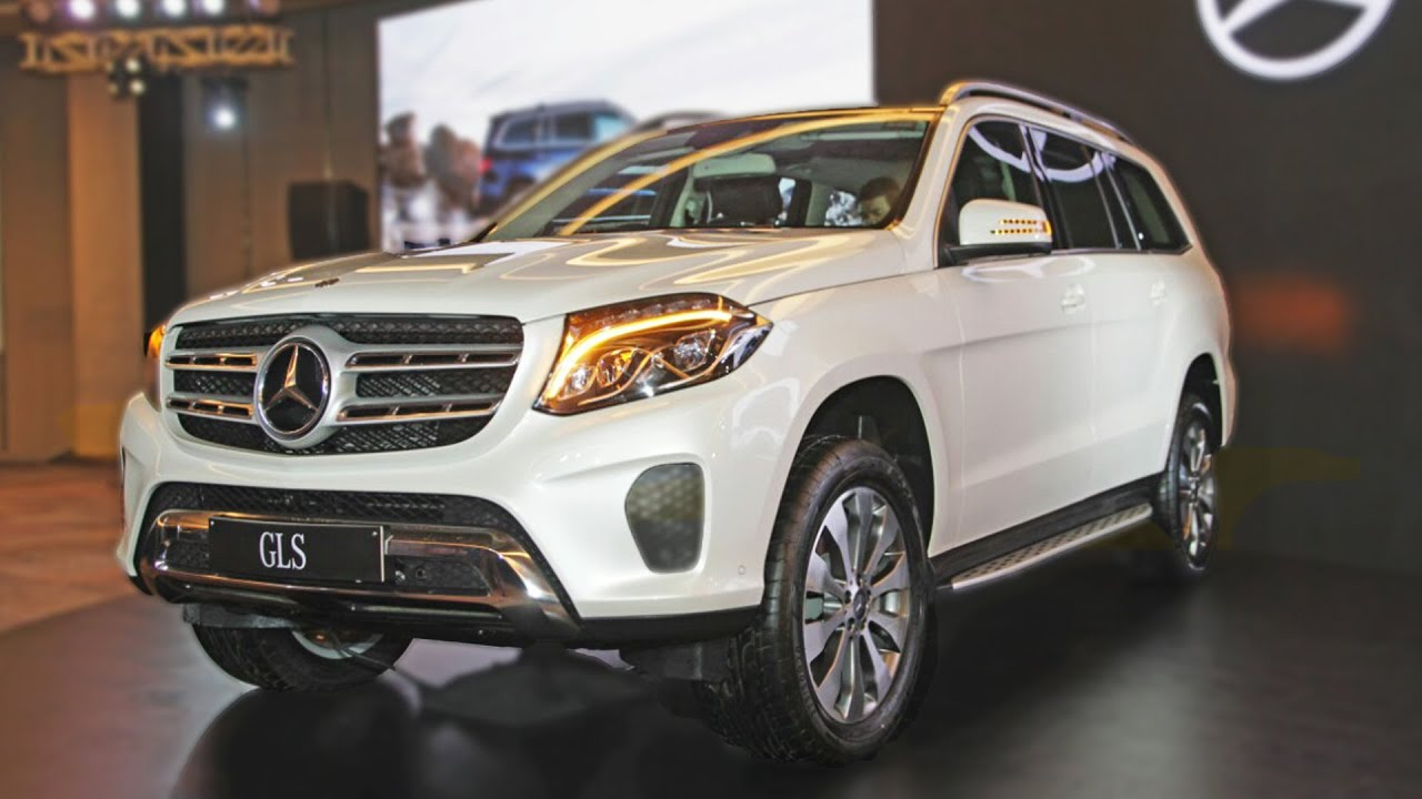 Mercedes Gls Petrol Launched In India Youtube