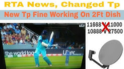 RTA HD TV BISS KEY AND FREQUENCY TODAY JUNE 2019 FOR
