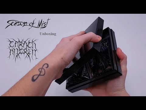 Carach Angren -  Dance and Laugh Amongst the Rotten (Unboxing limited edition digibox with extras)