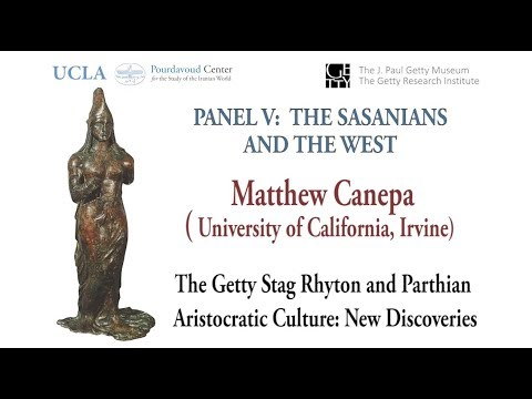Thumbnail of The Getty Stag Rhyton and Parthian Aristocratic Culture: New Discoveries video