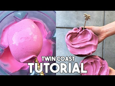 SMOOTHIE BOWL TUTORIAL by TWIN COAST