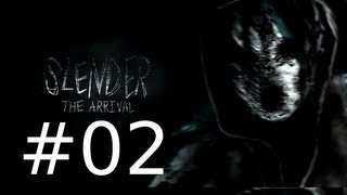 Let´s Play Slender The Arrival #002 (Togehter) Slendermen ist zurück [HD]