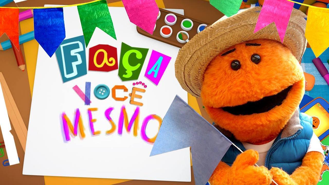 Como Fazer Bandeirinhas De Festa Junina Ticolicos Ep07 Youtube