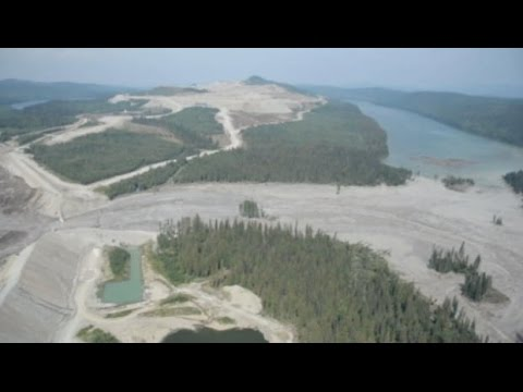 Mount Polley Mine Tailings Breach