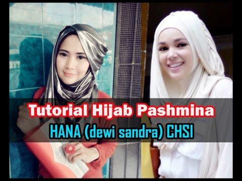 Tutorial Hijab Pesta dan Wisuda   Hijab Paris by Didowardah - Part #13