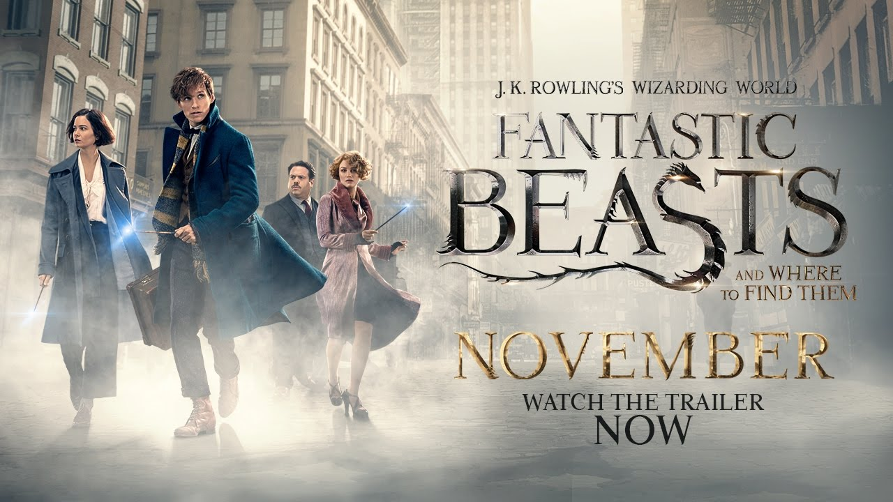fantastic beasts and where to find them final trailer official