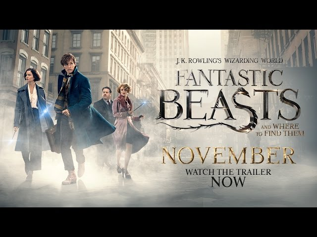 Fantastic Beasts and Where to Find Them Video 1