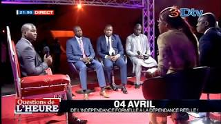 QUESTION DE LHEURE  du 2018-04-04 DE L INDEPENDANCE A LA DEPENDANCE