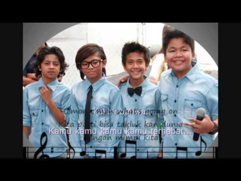 Coboy Junior-Terhebat Lyrics :) ♥