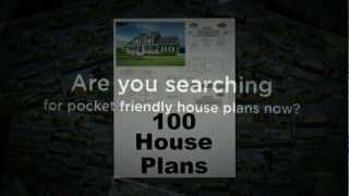100 House Plans: Affordable 100 House Plans In PDF And Dwg