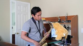 Wiz Khalifa - See You Again - (Saxophone Cover by Abednego Tamba)
