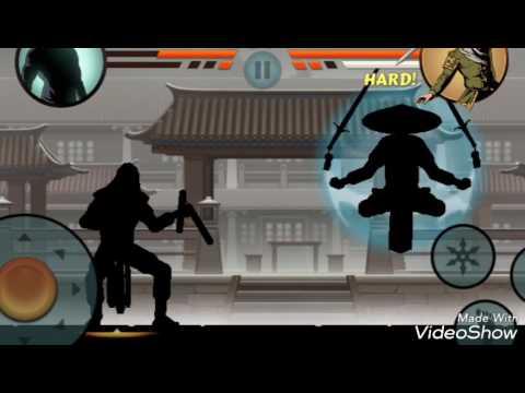 Shadow fight 2 отшельник  фото