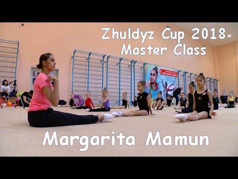 Margarita Mamun - Master Class Zhuldyz Cup Astana 2018