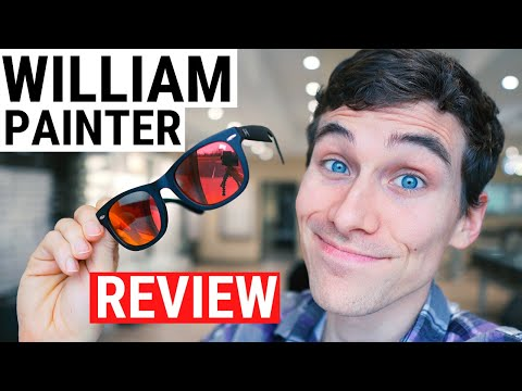 William Painter Sunglasses Review | The Hook | Doctor Eye Health