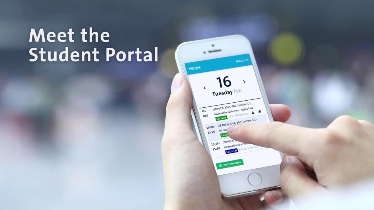 Student Portal Instruction