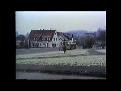 1983 Fahrt durch den Stadtteil Holzhausen in Georgsmarienhütte