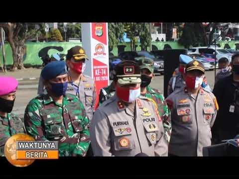 Polda Lampung Berbagi Sembako