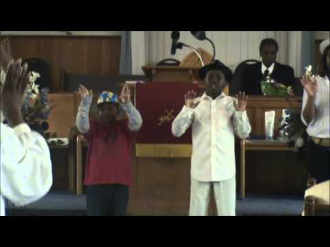 CHRISTIAN BIBLE BAPTIST CHURCH YOUNGSTOWN OHIO  SMILE SONG