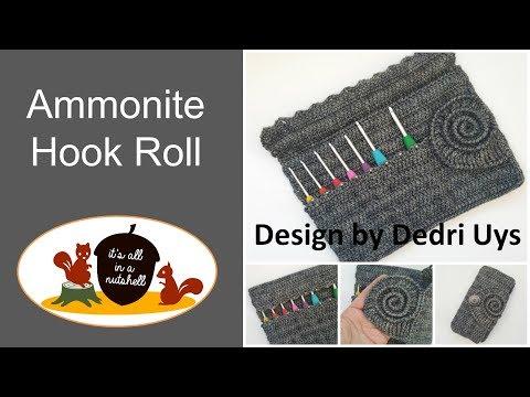 Ammonite Hook Roll