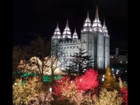 Christmas Lights at Salt Lake Temple Square🎄 - Christmas Lights At Salt Lake Temple Square🎄 - YouTube