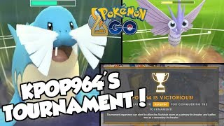 KPOP964 DOMINATES EARLY TIMELESS CUP TOURNAMENT! Pokemon GO PvP Tournament SHOUT CAST!