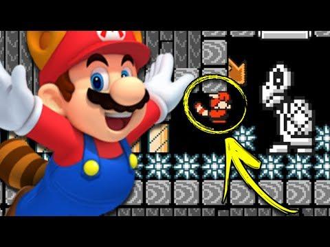 O GLITCH DO VÔO SUPER ESPERTO! – Super Mario Maker (SUPER EXPERT)