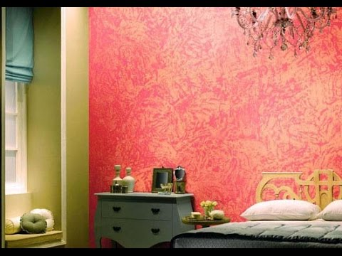 Royal play texture youtube for Asian paints textured wall decoration