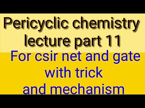 Trick to learn Nazarov  cyclization with csir net chemical science example