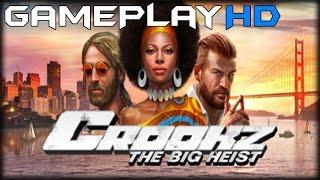 Crookz - The Big Heist Gameplay (PC HD) [1080p]
