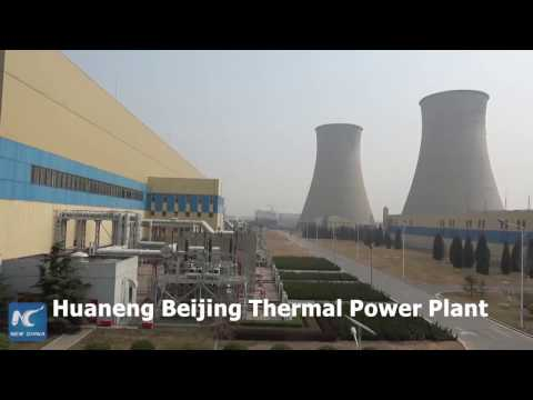 Beijing's last large coal-fired power plant closed