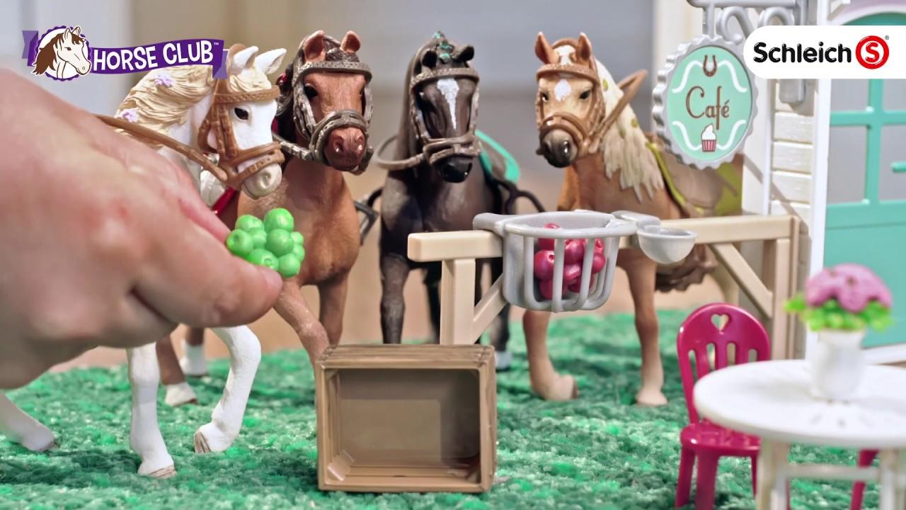 Schleich Horse Club Tvc 2019 Deutsch Youtube