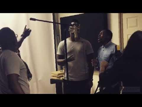 Metro Fm Awards Pre Production Recording With Khaya Mthethwa And Team