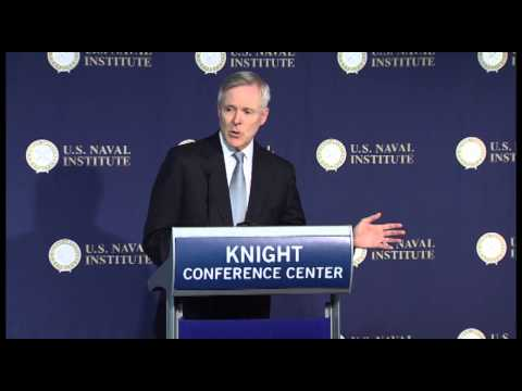DFW 2013: The Honorable Ray Mabus, Secretary of the Navy
