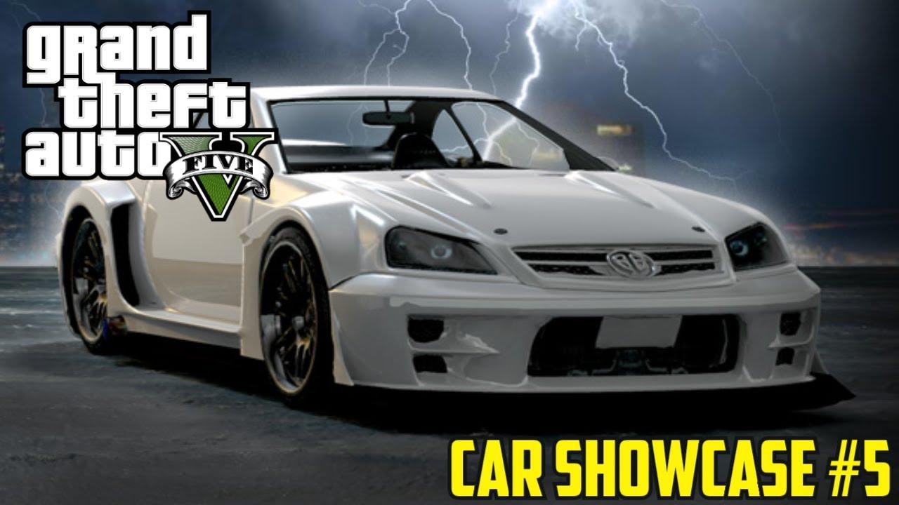 GTA V: Benfactor Feltzer (Mercedes) | Car Showcase #5 ...