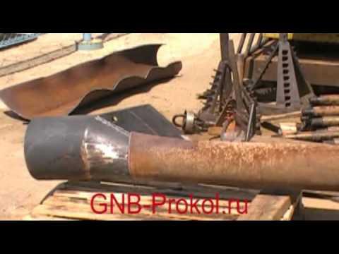 Установка замены и разрушения труб, УЗТ-80