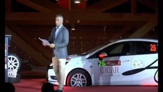 Presentación del XXVI Rallye Villa de Adeje