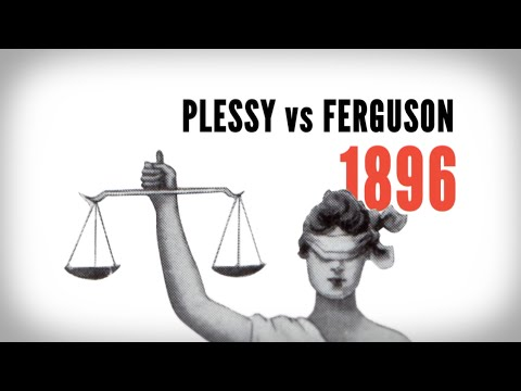 Plessy v. Ferguson - Decades TV Network